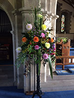 Harvest Festival Flowers, Crosscrake