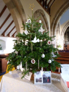 Crosscrake Church Chistmas Tree Festival 2018