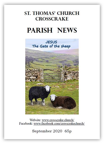 Crosscrake Church Magazine September 2020