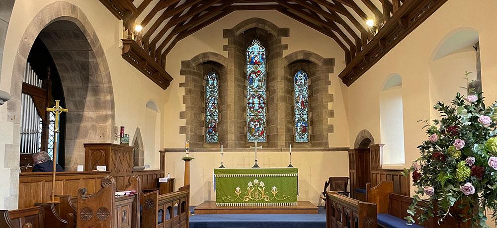 St. Thomas' Church, Crosscrake